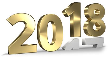 Bonne année 2018 ! | Happy new year 2018 !