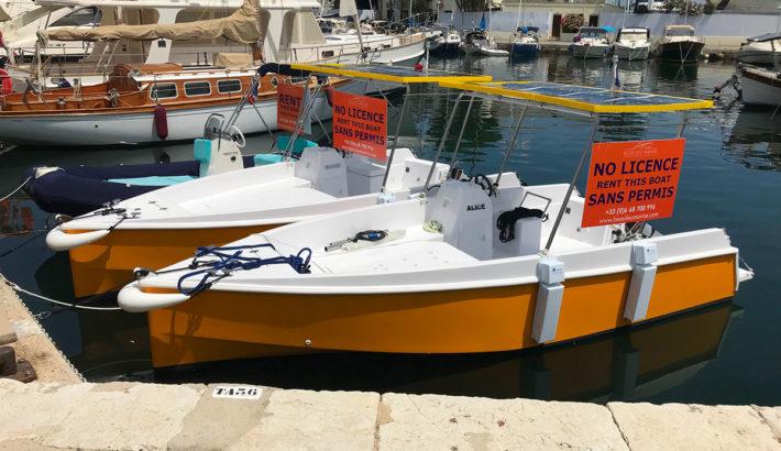 Nos nouveaux bateaux sont prêts ! | Our new boats are ready !
