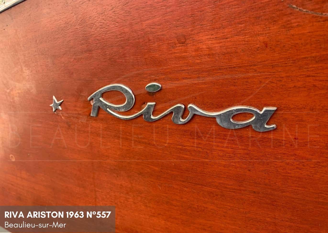 Riva Ariston 1963