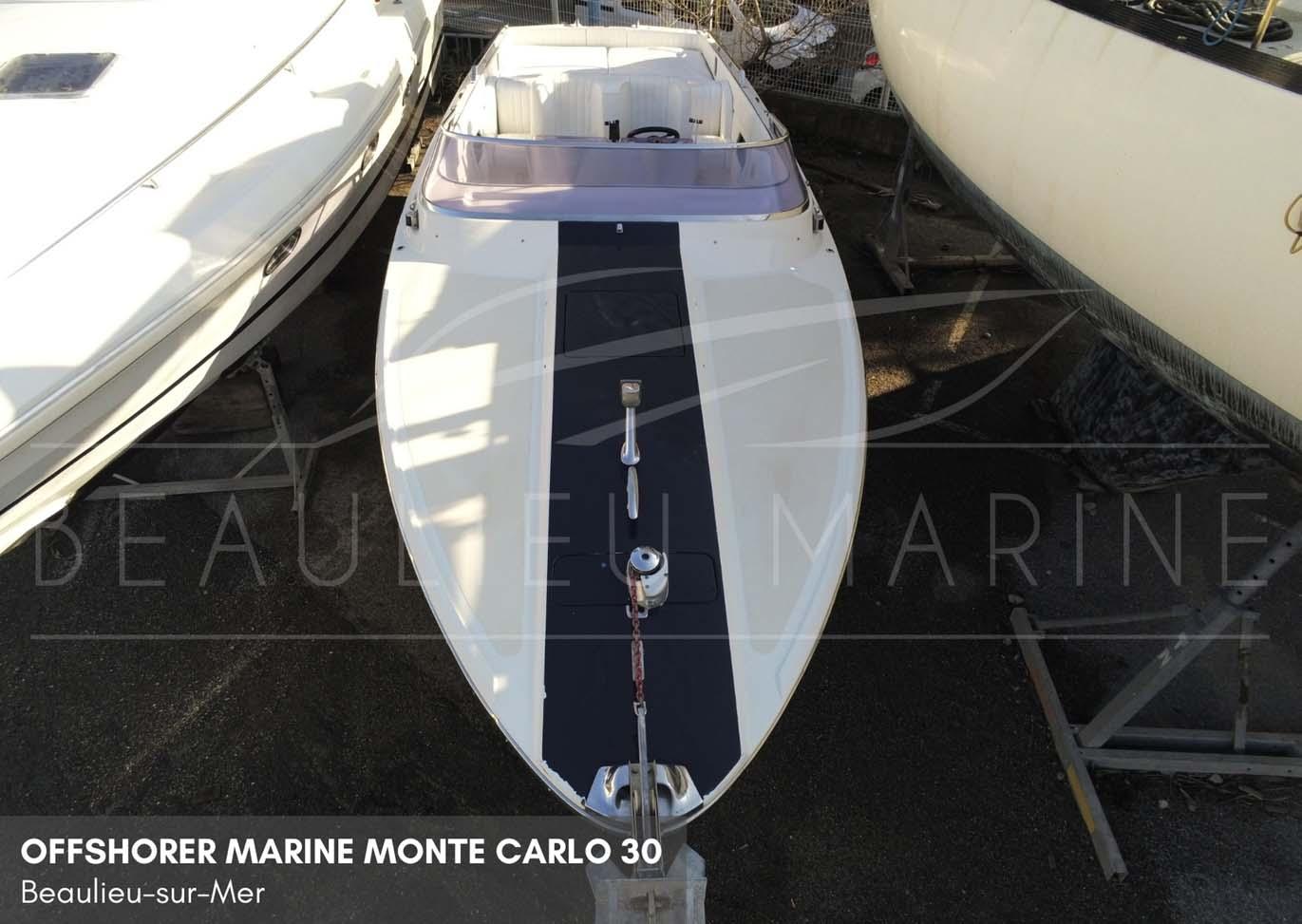 Offshorer Marine Monte Carlo 30